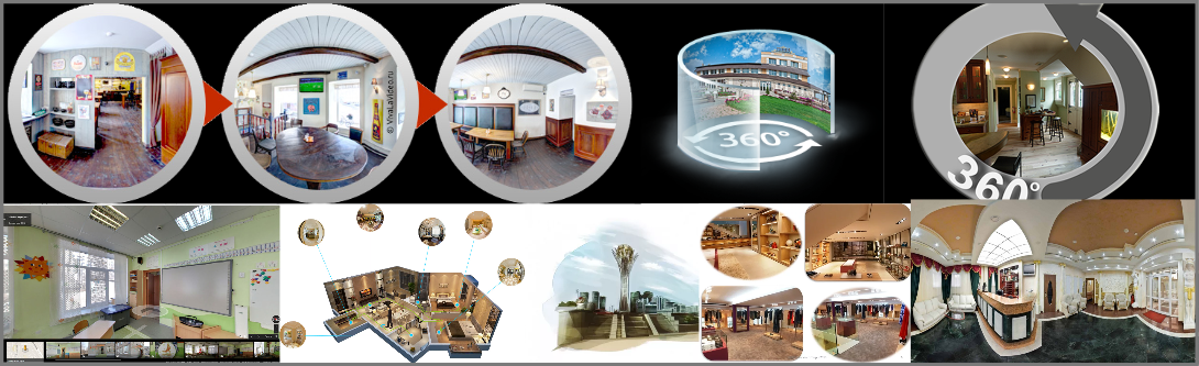 3D Architectural Virtual Tours Services