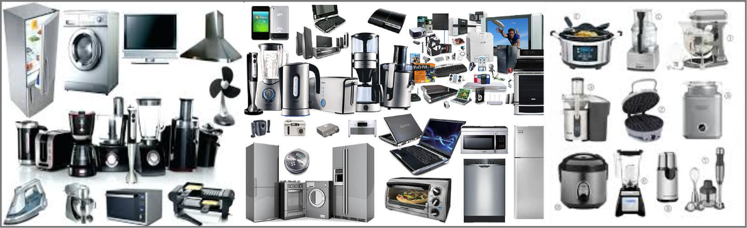 3d Home Appliance Modeling and Visualization