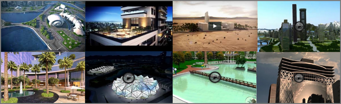 3d architectural video services