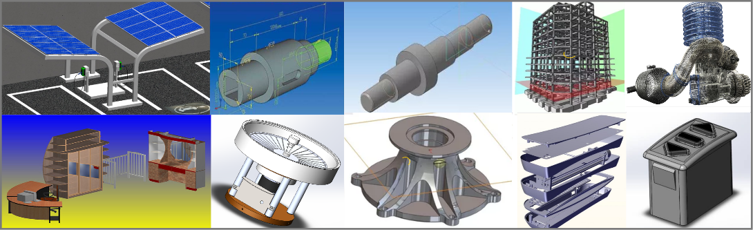 CAD visualization services