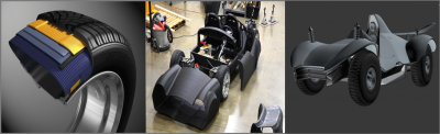 3D Technologies in the Automotive Industry
