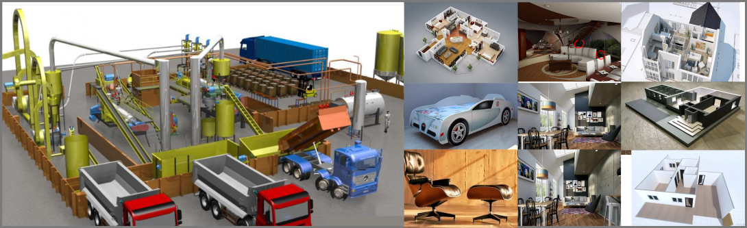 3D Visualizations Services