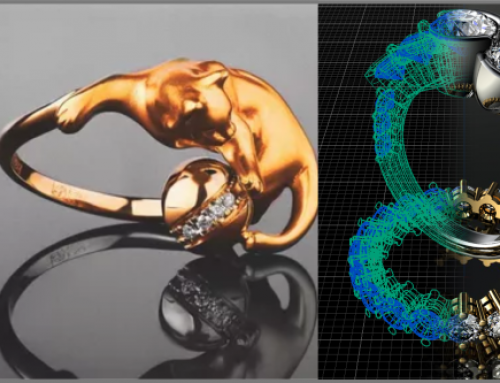 3d Technologies in the Jewelry Industry