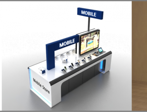 Sales promotion through 3D visualization apps and mobile devices