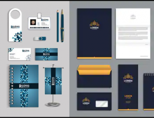 Corporate Identity Is The Branding Of Your Company.